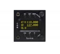 f.u.n.k.e радиостанция AVIONICS ATR 833-II OLED
