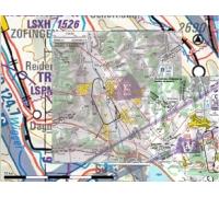 Flight Planner / Sky-Map Sichtanflugkarten AIP Schweiz