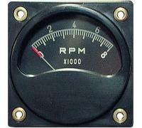 RPM, 0-8.000 RMP