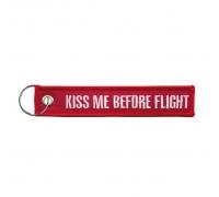 "Брелок ""REMOVE BEFORE FLIGHT / KISS ME"""