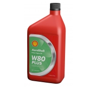 Масло AeroShell Öl W80 Plus, 1 US-Quart