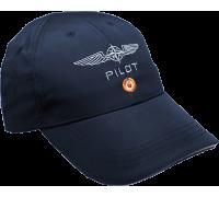 "Кепка ""Pilot"" синяя"