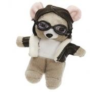 Брелок пилот-мышь с очками