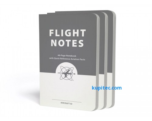 Записная книжка Flight Notes