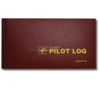 Летная книжка Standard Pilot Log - Burgundy