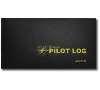 Летная книжка Standard Pilot Log Black