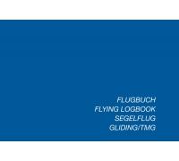 Журнал полетов планера и TMG согласно EU FCL (Schiffmann) (DE)