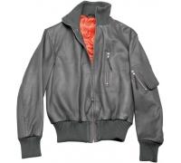 Оригинальная бундесвер кожаная куртка
