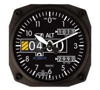 Часы настенные Jet Altimeter 165 мм