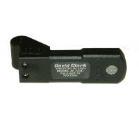 David Clark M-7/DC, электретный микрофон, высокий импеданс