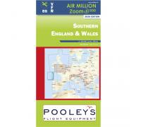 Air Million VFR Karte Süd-England & Wales 2020