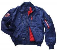 Куртка пилота ALPHA RBF