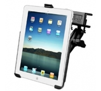 RAM MOUNT Apple iPad Cockpit-Panelhalterungs Set