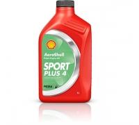 Масло AeroShell Oil Sport Plus 4, 1 Liter