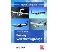 Boeing Verkehrsflugzeuge - seit 1919, J. K. Beeck