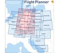 Flight Planner / Sky-Map ICAO-Karte Deutschland