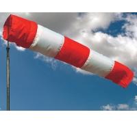 Ветроуказатель в сборе, Ø 40 см, длина 250 см.
