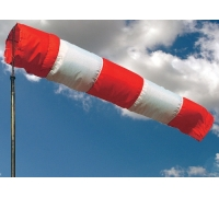 Ветроуказатель в сборе, Ø 65 см, длина 350 см.