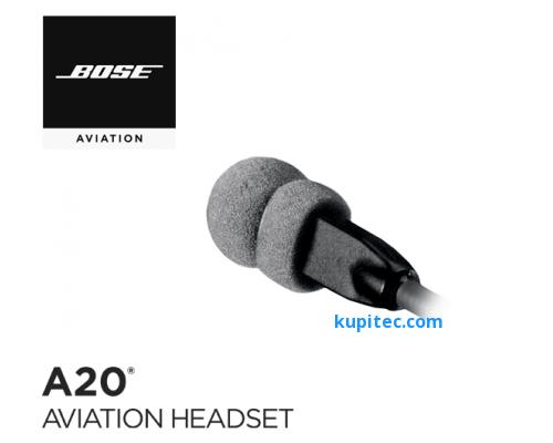 Bose A20 Ветрозащита для электретного микрофона