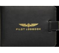 Защитный чехол для полетной книжки, кожа