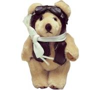 Медведь летчик, 12 см