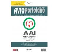 Avioportolano Italy 2020 (Englische Ausgabe)