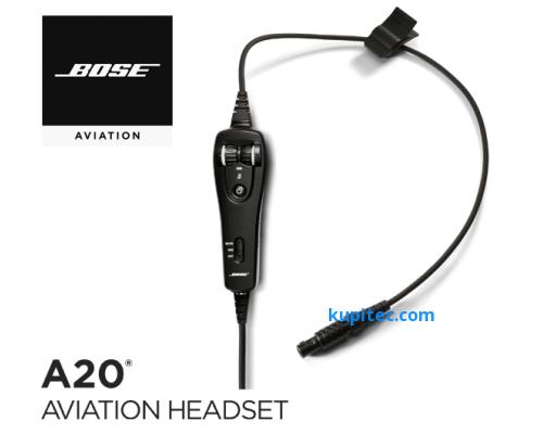 Комплект кабелей Bose A20 - версия LEMO, без Bluetooth, динамический микрофон.
