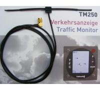 TM250 FLARM® Антенна внутри