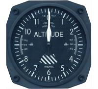 Часы настенные Altimeter 165 мм.