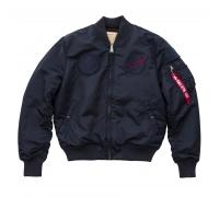 """Куртка пилота """"MA-1 VF NASA"""" от ALPHA"""