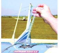 Счетчик бензобака, Cessna 152