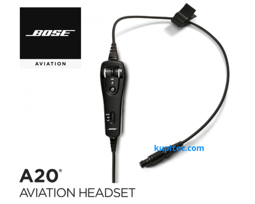 Комплект кабелей Bose A20 - версия LEMO, без bluetooth, электретный микрофон
