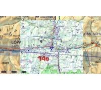 Flight Planner / Sky-Map Sichtanflugkarten AIP Österreich
