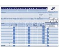 План выполнения полета по VFR (DE)