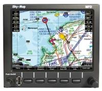 Sky-Map MFD с AHRS