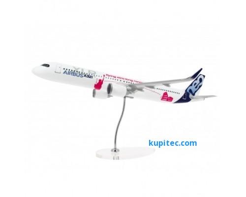 Модель A321neo XLR в масштабе 1: 100 « special livery »