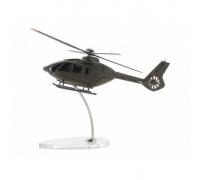 H135M Модель в военной ливрее в масштабе 1:72