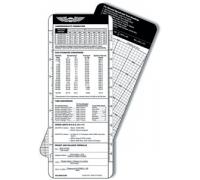 Сменный слайд для навигационного расчетчика E6B-COLOR и E6B