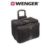 WENGER Patriot - тележка со съемной сумкой для ноутбука